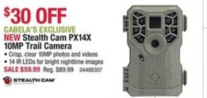 Stealth Cam PX14X 10MP Trail Camera Stealth Cam PX14X 10MP Trail Camera