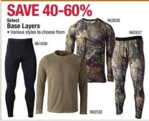 Select Base Layers