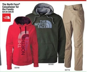 North Face Family Casualware