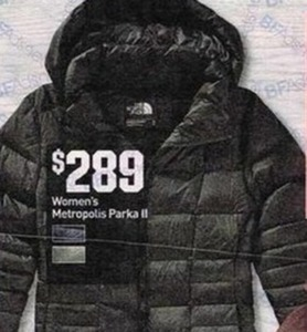 The North Face Women's Metorpolis Parka II