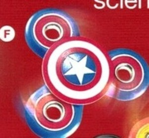Marvel Spinners
