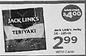 Jack Links Jerky
