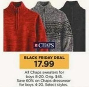 Boys Chaps Dresswear