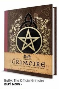 Buffy The Official Grimoire