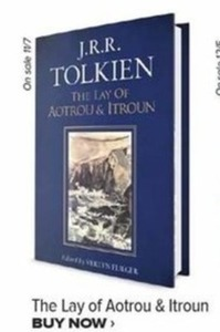 The Lay Of Aotrou Itroun by J.R.R. Tolkien