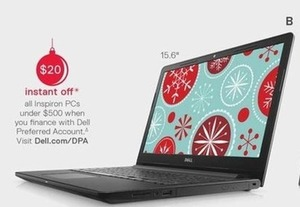 Inspiron 15 3000 Touch (11/23 11 AM/ET)