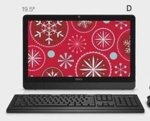"Dell Inspiron 3000 Intel Pentium 19.5"" Touch Computer (11/24 12PM ET)"