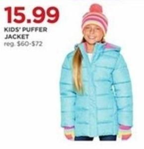 Kids' Puffer Jacket