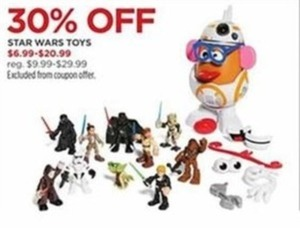Select Star Wars Toys