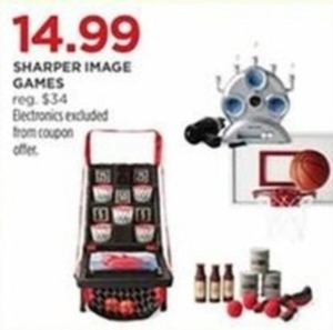 Sharper Image Games