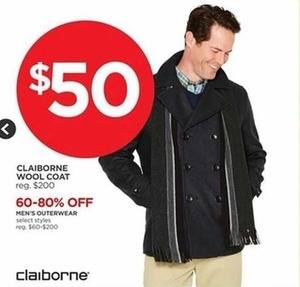 Claiborne Wool Coat