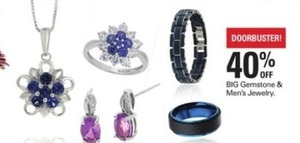 Big Gemstone and Men's Jewelry