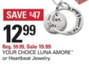 Luna Amore Jewelry