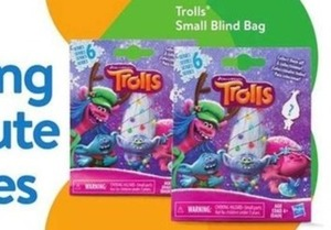 Trolls Small Blind Bag