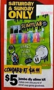 Jumbo DIY Slime Kit