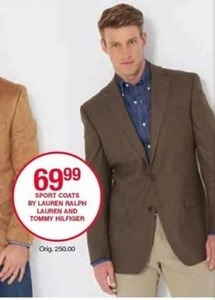 Tommy Hilfiger Men's Sport Coats