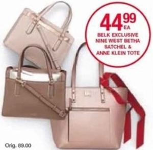 Nine West Betha Satchel