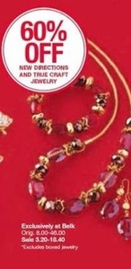 New Directions & True Craft Jewlery