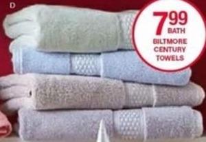 Biltmore Century Towels