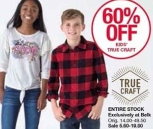 True Craft Entire Stock