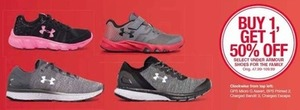 Select Under Armour Shoes