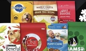 Select Dog Food Brands