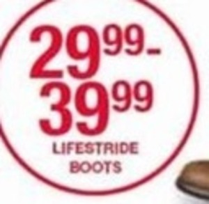 LifeStride LifeStride Xandy Tall Boot - Available in Extended Sizes Lifestride Boots