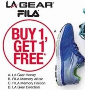 Fila La Gear Honey