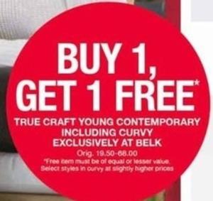 True Craft Young Contemporary Apparel