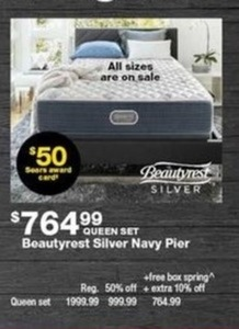Beautyrest Silver Navy Pier