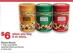 2 Or More Moose Munch Sale