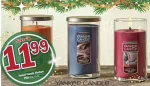 Yankee Candle (Medium Pillar)