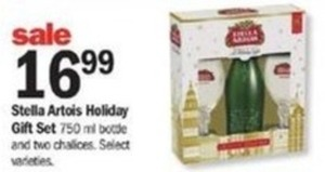 Stella Artois Holiday Gift Set