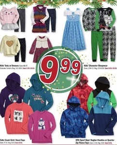 Select Children's Apparel
