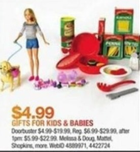 Melissa & Doug Gifts For Kids