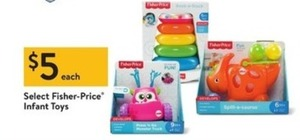 Select Fisher-Price Infant Tooys