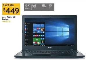 Acer Aspire E5 Laptop