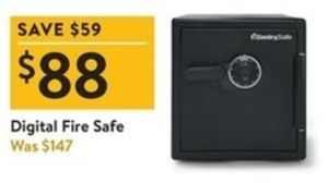 Digital Fire Safe