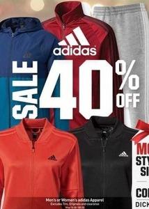 Men's or Women' Adidas Apparel