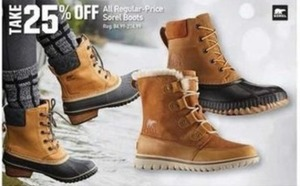 All Regular Price Sorel Boots