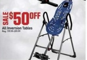 All Inversion Tables