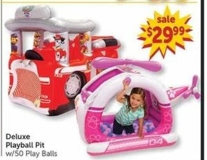 Deluxe Playball Pit