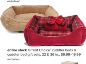Grreat Choice Cudder Beds and Bed Gift Sets