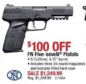 FN Five-seveN Pistols
