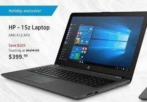 HP 15z Laptop