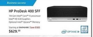 HP ProDesk 400 SFF
