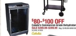 Cabela's Commercial Grade Dehydrator