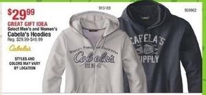 Cabela's Hoodies