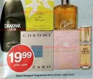 Select Designer Fragrances