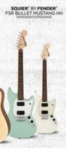 Fender FSR Bullet Mustang